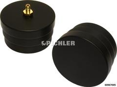 Bouchon dobturation Gr.5, diam. 95/100/105mm, 2 pcs, 60mm de long