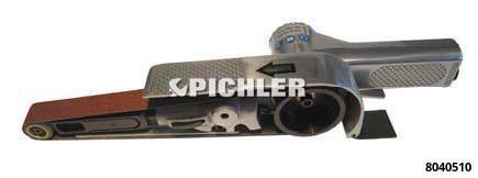 Druckluft-Bandschleifer Bandbreite 20 mm, Länge 520 mm