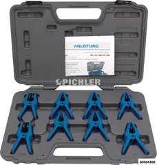 Pipe Sealing Clamp Set