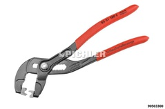 Hose Clamp Pliers for Click Clamps 180mm