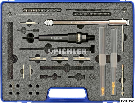 Universal Glow Plug Drilling Out Kit M10x1 without Accessories