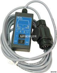 Testeur lumière de remorque 12v 13 fiches Din 72570  longueur cable