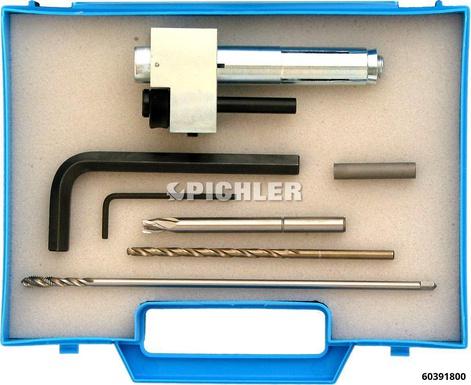 Ausbohrset Halteschrauben M6x1 CDI-Injektorhalter