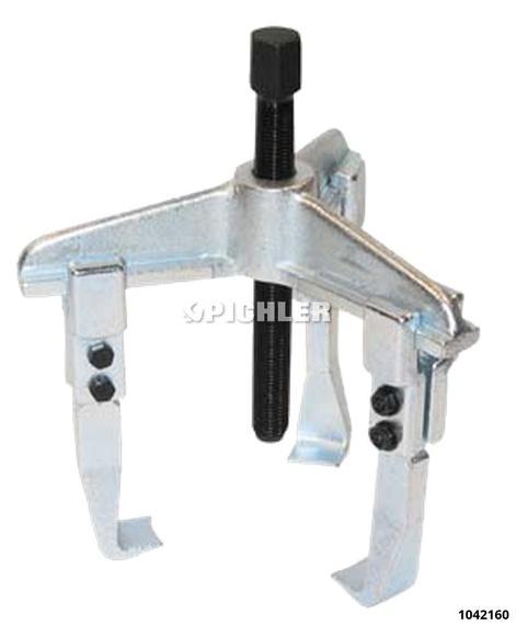 Dreiarm-Abzieher Mod. E3 Gr. 1 / 25 - 80 mm