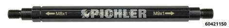 Gewindebuchseneindreher Kombimodell M9x1 und M8x1  Länge 150mm