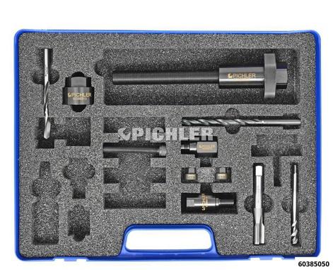Einspritzdüsen Ausziehsatz M9R Update für RENAULT Motor M9R/M9T ab BJ 2010