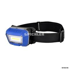LED headlamp 100/300lm Stirnleuchte berührungslos Ein/Aus