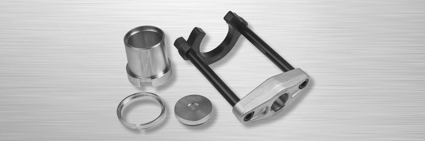 Silent bearings, ball joint & bushes