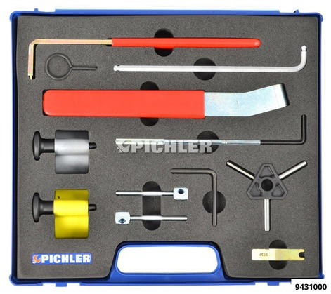 Timing Tool Set VAG, Dodge, Mitsubishi  Ford 2.0 CRD, 2.0d, 1.2/1.4/1.9/2.0 TDI