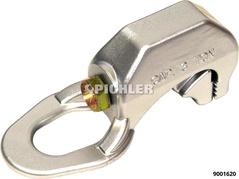 """Zugklemme """"Engloch""""  für Schloßlöcher, Scheinwerfer- Aussparungen usw. 40mm/3to"""