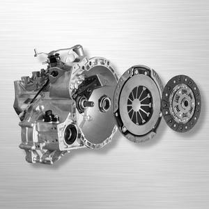 Clutch & gearbox