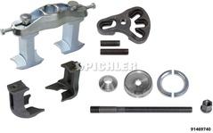 Outil roulements roue compact essieu arrier PSA / TOYOTA / OPEL HA