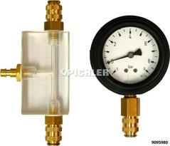Fuel System Pressure Tester 2 pcs.
