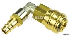 Winkel-Reduzieradapter für Bremswartungsgeräte