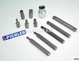 Bit-Koffer XZN-Einsätze Schaft 10 mm  11-tlg. M5 bis M12 kurz und lang