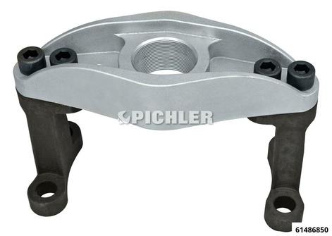 LKW Radnabenabzieher 32-TO universell passend für Naben mit 8 Bolzen 275 mm oder 10 Bolzen mit 335 mm