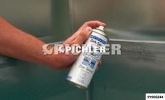 Zinc Spray»bright grade« Long-term cathodic corrosion protection