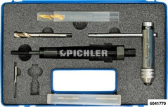 Complementary Glow Plug Drilling Out Kit M10x1 to M12x1.25