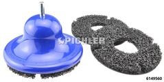 Kit de nettoyage moyeu av. 2 Disques pour tambours/disques de freins 160mm