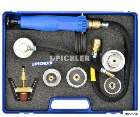 Kühlsystemprüfkoffer mit Adapter: KS25, KS62.1, KS65, KW85, KS90, UA60J