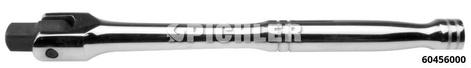 Lambdasonden-Steckschlüssel komplett SW 22 mm