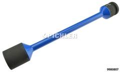 "Barre dynamometrique 19x120 ""bleu"