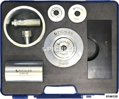 Wheel bearing and separation tool kit front axle forTransporter PSA Boxer, Jumper, Fiat etc.
