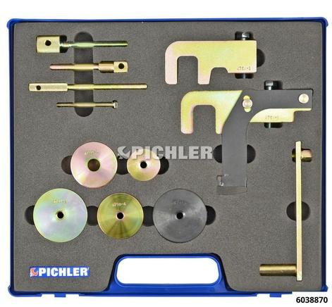 Steuerzeiten Werkzeug Mitsubishi, Nissan, Opel, Renault,Suzuki F8Q / K9K / F9Q / G9T / G9U