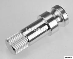 Zentrierdorn f. VMT6 Getriebe ZD 04