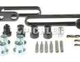 Universal Broken Stud Removal Kit M6-M10 complete in a Case