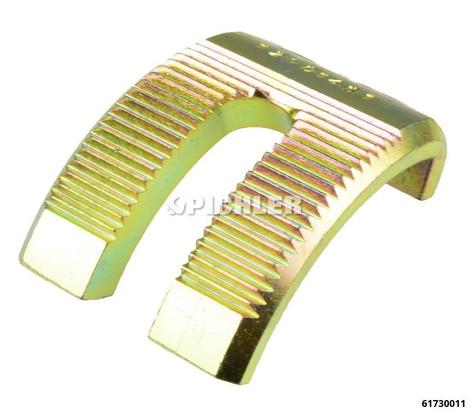 Einsatz für dünnere Spurstangen Ø11-14mm zu Spurstangen-Einhandschlüßel PKW PAS