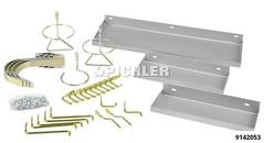 Hakensatz LKW für WALLMEK Werkzeug- u. Aufbewahrungssatz 1090-50