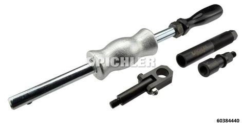 Injektor Demontagesatz Mod.M14 inklusive 0,7 Kg Schlaghammer für Denso, Delphi Injektoren