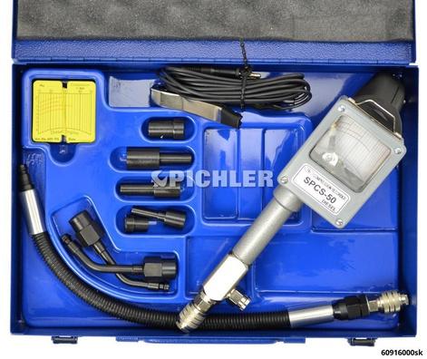 Kompressionsdruckschreiber Mod.D SK Diesel Motoren 10-50 bar mit Schnellkupplung
