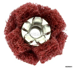Cross Buff 19 mm fine