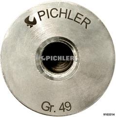 Radlager-Druckstück Nr. 49 zum Aus-u.Einpressen von PEUGEOT-Radlagern