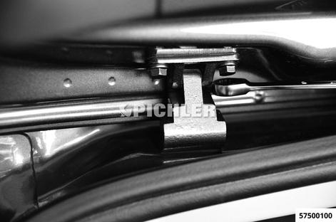 """Spezialstecknuss """"VAG""""  SW 10 Länge 16 mm mit Magnet u. Kugelsicherung"""