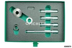 Planfräsvorrichtung-Kurbelwelle Mod. 3 Planfräsen VAG 5-tlg. 4 und 5 Zylinder Motoren
