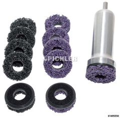 Wheel Hub Cleaning Kit Commercial Vehicles