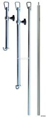 Tür- und Heckklappenhalter Set mit Teleskopfunktion inkl. T5-Verlängerung 4-teilig von 260 mm-1900 mm