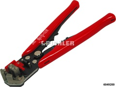 Automatic cable stripper