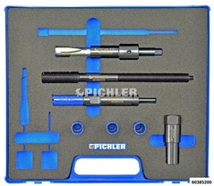 Complement to Injector Removal Kit M9R, without Optional Cleaning Kit
