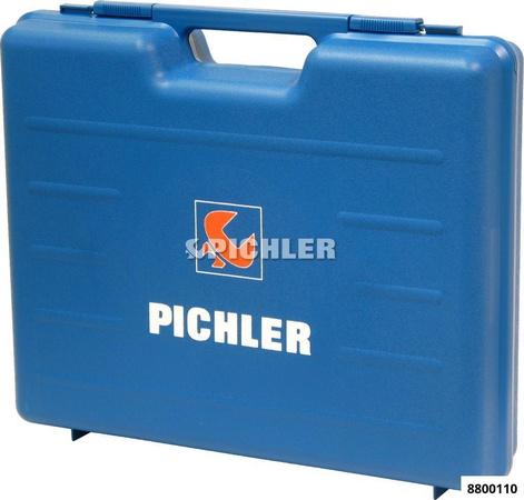 Kunststoffkoffer GROSS mit Schaum oben PICHLER z.B.Art.Nr.6146120/60383305