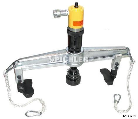 FORD Bremsscheiben/Trommel- Abzieher Mondeo, Transit mit Adapter und Zylinder 80251000