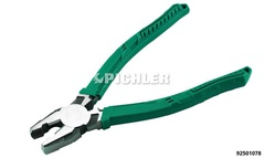 PLIERS WITH SPECIAL PROFILE 225mm Multifunctional combination pliers with