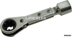 Belt tensioning pulley spanner TOYOTA with LH-S10 screws