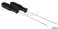 Zündschloss-Ausbauhilfe A für VAG Klingenlänge 120 mm