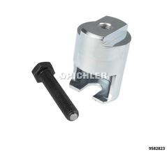 Wiper arm extractor Renault Megane front