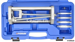 Federspannerset für Motorräder Spiralfedern Zentralfederbein mit Adaptern 60-66-72 und 75mm
