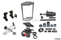 LKW Presswerkzeuge für Wagen komplett Modell WALLMEK-Basis Kit 45t